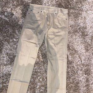 Levi 510 Khaki Jeans